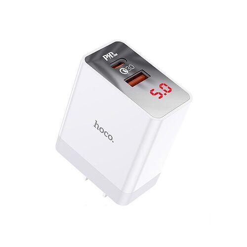 Cốc sạc nhanh PD – QC3.0 20W Hoco DC28 Pro