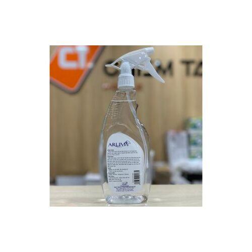 Dung dịch rửa tay khô kháng khuẩn ARUM 600ml