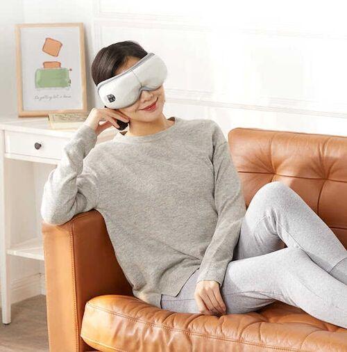 Máy massage mắt Momoda SX324
