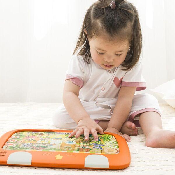 Bảng học chữ cho bé JIQIDAO