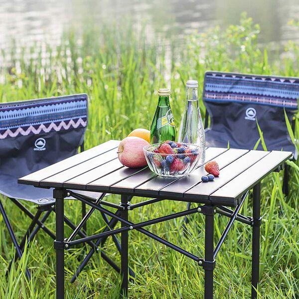 Bộ bàn ghế xếp dã ngoại GOCAMP OBS1005