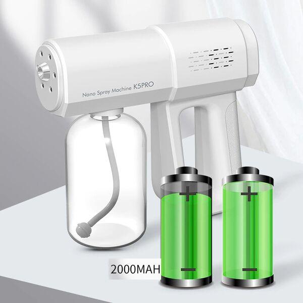 Súng phun khử khuẩn cầm tay Nano Spray Gun K5PRO