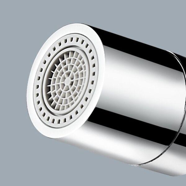 Đầu vòi xả nước xoay 360 độ
