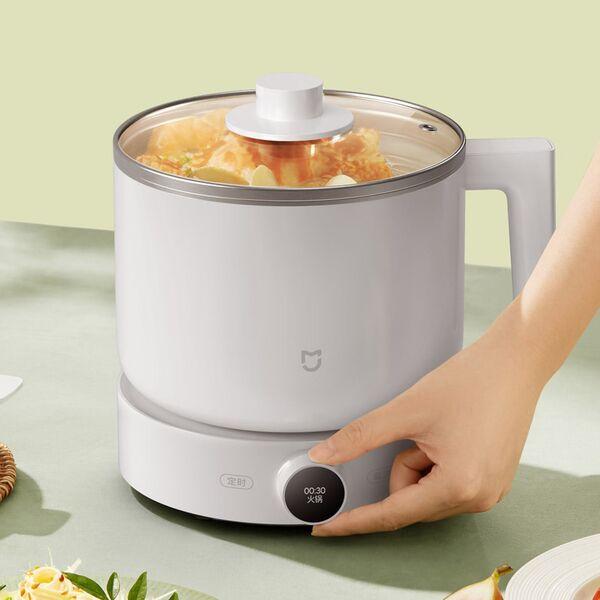 Bộ nồi và bếp điện từ thông minh Mijia MDZG01 1.5L