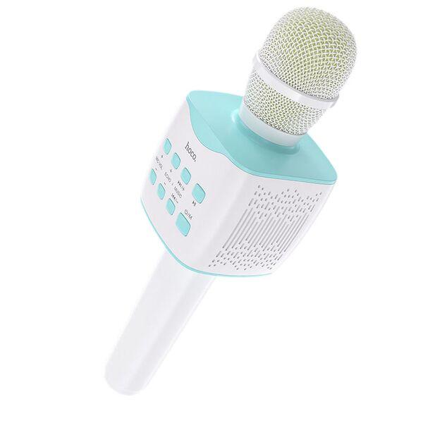 Micro karaoke kèm loa Bluetooth Hoco BK5