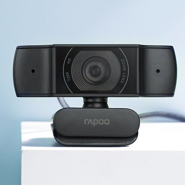 Webcam Rapoo C200 HD 720P